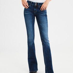 American Eagle | Artist Stretch Skinny Blue Jeans